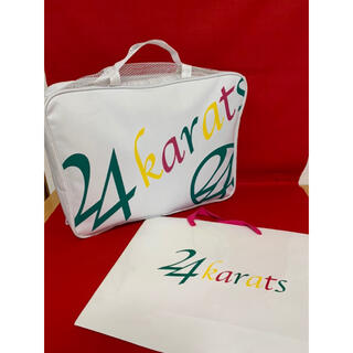 エグザイル(EXILE)のEXILE  24karats  スーツケース型鞄& 紙バック(ミュージシャン)