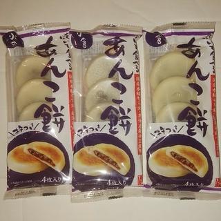 カルディ(KALDI)のカルディ あんこ餅 4個入り 3パック(菓子/デザート)
