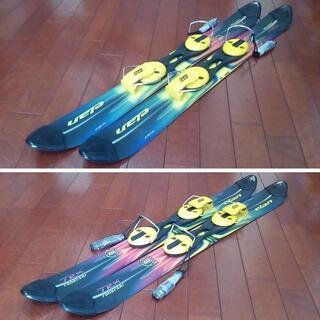 エラン(Elan)のELAN スキーボード 93cm WAX付き【222】⑩(板)