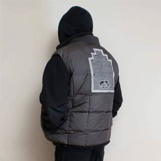 BEAMS - CAVEMPT C.E19AW SQ DOWN VEST ベスト