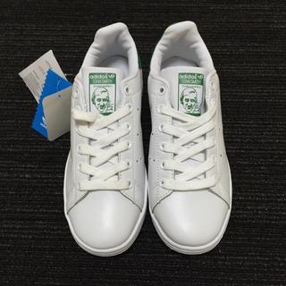 アディダス(adidas)の新品22.5 アディダス スタンスミス(スニーカー)