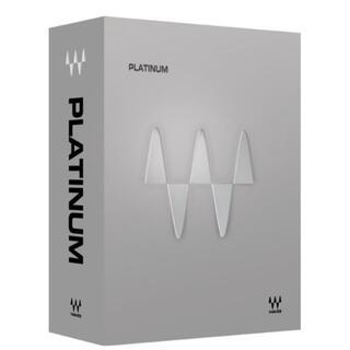 ラスト1個!週末限定値下げ!! 新品 WAVES  Platinum 送料無料(ソフトウェアプラグイン)