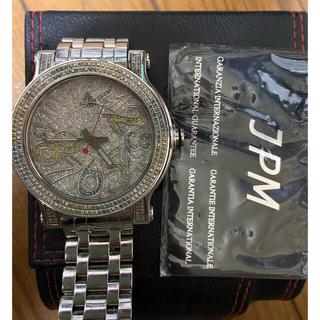 JPM jpm 時計 腕時計 フルダイヤモンド hiphop