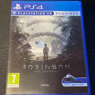 プレイステーションヴィーアール(PlayStation VR)のPS4 PS VR Robinson The Journey ロビンソン(家庭用ゲームソフト)
