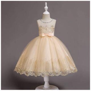 3歳 100㎝ ドレス ワンピース フォーマル 2500(ドレス/フォーマル)