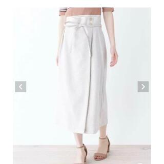 オペークドットクリップ(OPAQUE.CLIP)のオペークドットクリップ/スカート(ひざ丈スカート)