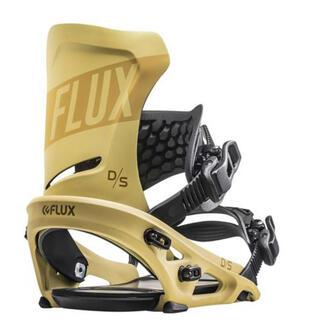 フラックス(FLUX)の新品未使用 FLUX DS サンド Lサイズ ビンディング スノーボード スノボ(バインディング)