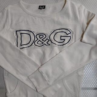 ドルチェアンドガッバーナ(DOLCE&GABBANA)のドルガバ、ロゴトレーナーM(トレーナー/スウェット)