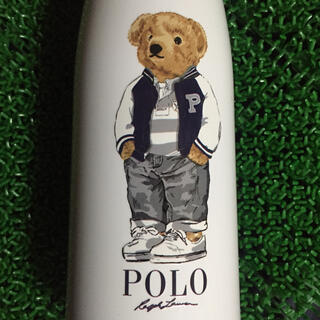 ポロラルフローレン(POLO RALPH LAUREN)の新品❗️ポロベア ボトル タンブラー ラルフローレン 水筒(タンブラー)