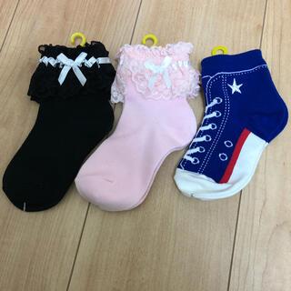 チュチュアンナ(tutuanna)の子供用靴下 16〜18センチ(靴下/タイツ)