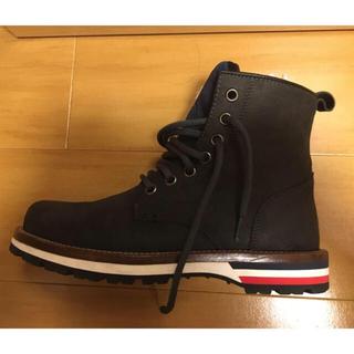 モンクレール(MONCLER)の【MONCLER】NEW VANCOUVER ブーツ 41(ブーツ)