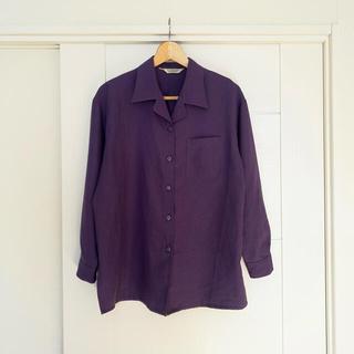 シャツ カラーシャツ 開襟シャツ(シャツ)