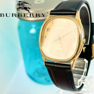 BURBERRY - 54 バーバリー時計 アンティーク ヴィンテージ メンズ腕時計 レディース腕時計
