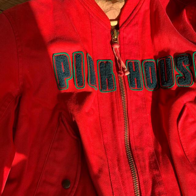 PINK HOUSE(ピンクハウス)の【PINK HOUSE】 ブルゾン レディースのジャケット/アウター(ブルゾン)の商品写真