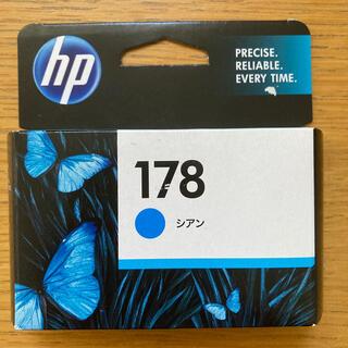 ヒューレットパッカード(HP)のhp純正インク 178シアン(OA機器)