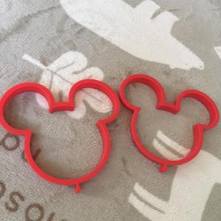 ディズニー(Disney)のホットケーキ型⭐️ ミッキーマウス(調理道具/製菓道具)