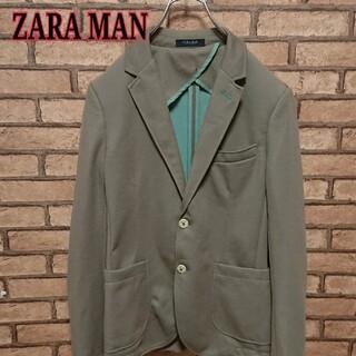 ザラ(ZARA)のZARA MAN ザラ テーラードジャケット(テーラードジャケット)