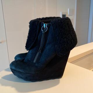 アッシュ(ASH)のレディース 靴 ASH  ムートンショートブーツ(ブーツ)