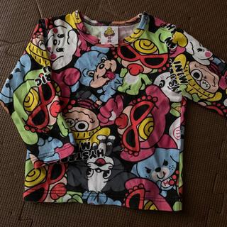 ヒステリックミニ(HYSTERIC MINI)のタレ♥️ロンT(Tシャツ)