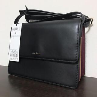 Paul Smith - 【新品・未使用】保存袋付き ポールスミス ショルダーバッグ マルチカラー