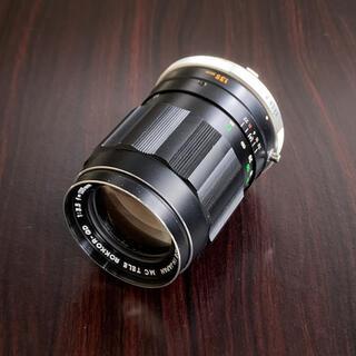 コニカミノルタ(KONICA MINOLTA)のMINOLTA MC ROKKOR-QD 135mm F3.5(レンズ(単焦点))