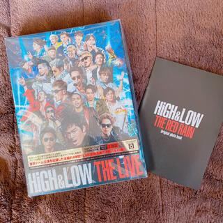 エグザイル トライブ(EXILE TRIBE)のHIGH&LOW THE LIVE DVD(初回生産限定盤) DVD(ミュージック)