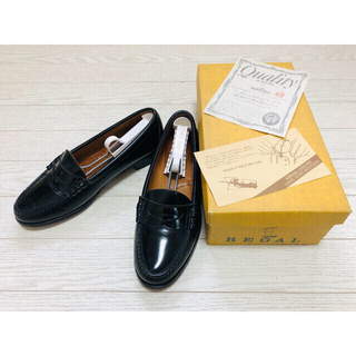 リーガル(REGAL)のREGAL ビーフロール ローファー 24cm(ローファー/革靴)