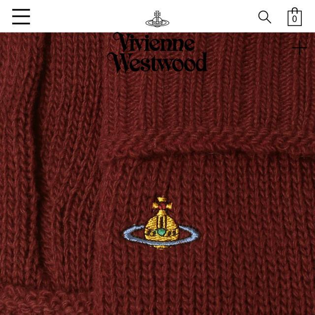 Vivienne Westwood(ヴィヴィアンウエストウッド)のvivienne westwood 手袋 レディースのファッション小物(手袋)の商品写真
