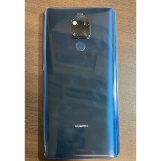 ファーウェイ(HUAWEI)の手数料改訂前セール huawei mate20X 極美品(スマートフォン本体)