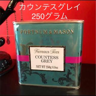フォートナム&メイソン イギリス tea カウンテスグレイ リーフティー(茶)