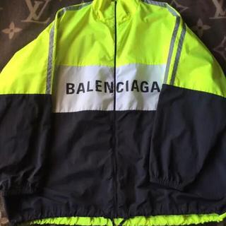 Balenciaga - バレンシアガ トラック ジャケット balenciaga ナイロン