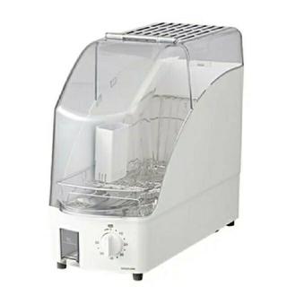 保証書有 コイズミ KDE-0500/W 食器乾燥器 (食器洗い機/乾燥機)