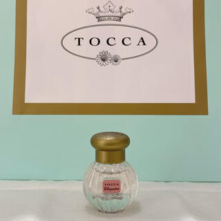 トッカ(TOCCA)の【新品・未使用】TOCCA ミニオードパルファム クレオパトラの香り(香水(女性用))