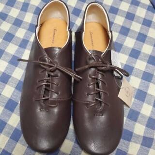 サマンサモスモス(SM2)のサマンサモスモス・新品・Mサイズ靴(ローファー/革靴)