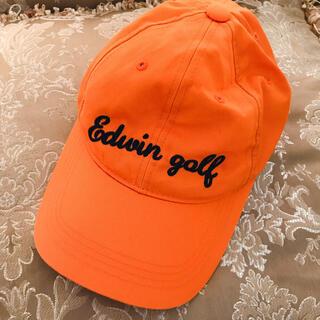 エドウィン(EDWIN)のゴルフキャップ 帽子 エドウィン EDWIN  (ウエア)