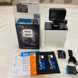 GoPro - GoPro HERO 8 BLACK 本体