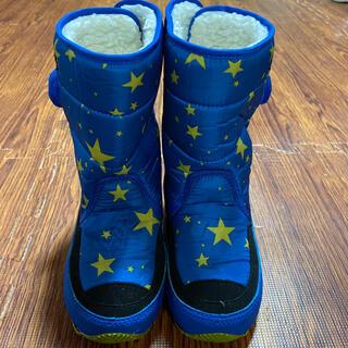 エフオーキッズ(F.O.KIDS)のエフオーキッズ キッズ スノーブーツ ブーツ 長靴 レインブーツ 20㎝(ブーツ)