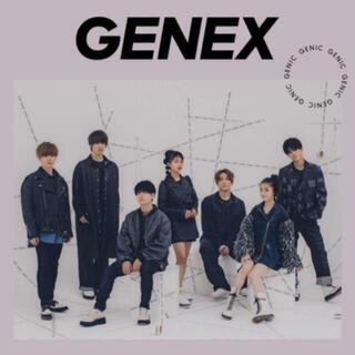 GENIC 通常盤(ポップス/ロック(邦楽))
