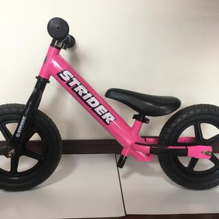 ストライダ(STRIDA)の専用 ストライダー 美品(自転車)