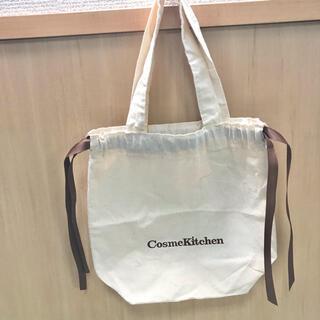 コスメキッチン(Cosme Kitchen)のCosme Kitchen コスメキッチン ミニ 巾着 トート バッグ(その他)