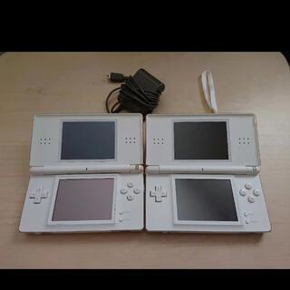 ニンテンドーDS(ニンテンドーDS)のニンテンドーDS Lite 2台(家庭用ゲーム機本体)