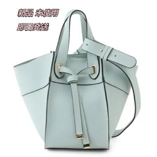 ヴィス(ViS)のまなか様専用         新品【マルチWAY】フロントタイバッグ(ハンドバッグ)