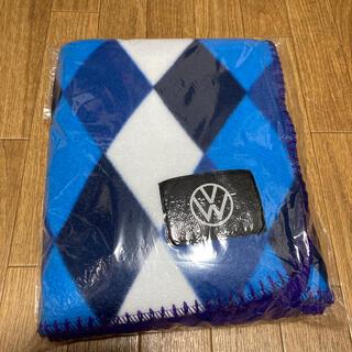 フォルクスワーゲン(Volkswagen)のフォルクスワーゲン ブランケット(おくるみ/ブランケット)