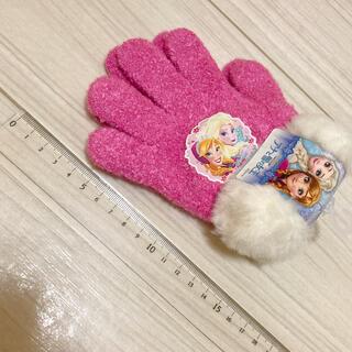 アナ エルサ 手袋 ピンク ファー かわいい アナ雪 アナと雪の女王 雪遊び