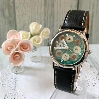 ピエールラニエ(Pierre Lannier)の【美品】Pierre Lannier ピエールラニエ 腕時計 おひつじ座 限定(腕時計)