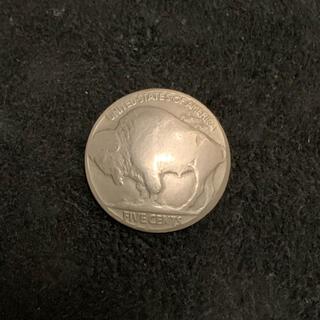 goro's - ゴローズ  5セント コンチョ