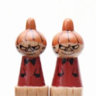 アフタヌーンティー(AfternoonTea)のアフタヌーンティー リトルミイ 箸 ムーミン リトルミィ(カトラリー/箸)