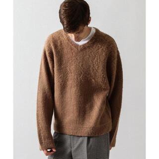 BEAUTY&YOUTH UNITED ARROWS - 定価13200円 ビューティアンドユース モヘヤロングアームVネックセーター