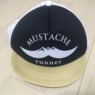 パタゴニア(patagonia)のHUNGERKNOCK × Mustache Runner Cap (キャップ)