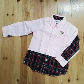 グルービーカラーズ(Groovy Colors)の〈110〉新品 グルービーカラーズ 長袖シャツ(Tシャツ/カットソー)
